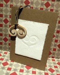 Reliëfkaart maken met hanger