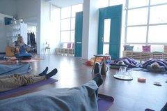 Meditiatief ligconcert