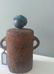 Recycle kunstwerk maken