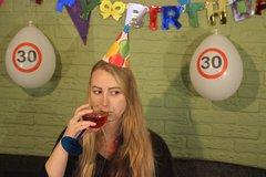 MANIMA - Verjaardagsfeestje