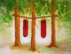 Klank in het bos - Kunstexpeditie